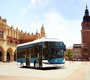 MPK signs contract for delivery of electric buses to Krakow
