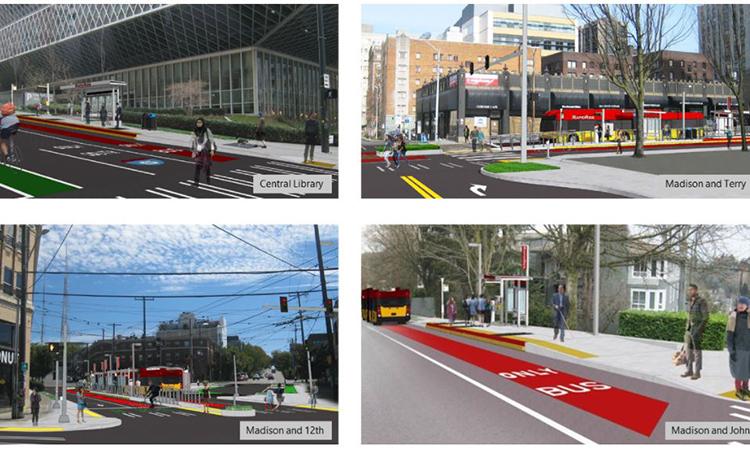 Madison Street Bus Rapid Transit