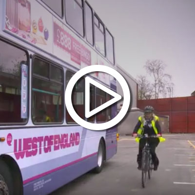 How technology can make cycling safer
