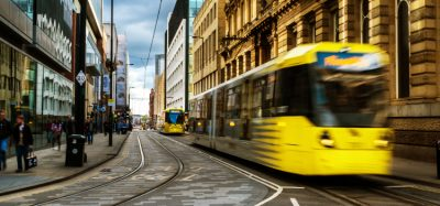 Trams in Manchester