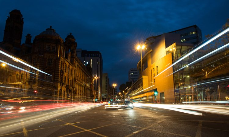 Andy Burnham outlines future transport network plan for Manchester