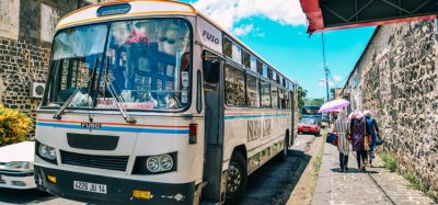 Mauritius updates public transport system with information technology