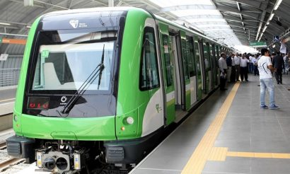 Metro Line 1 to receive 139 Metropolis cars in contract worth 200m