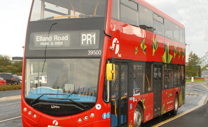 Fully electrcic double-decker bus, named the Metrodecker EV, is to be trialled in Leeds