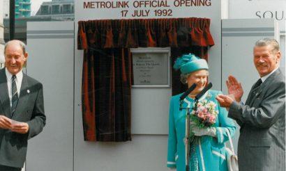 Metrolink 25th