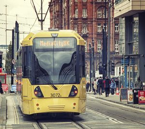 Go ahead given for Trafford Park Metrolink line in Manchester