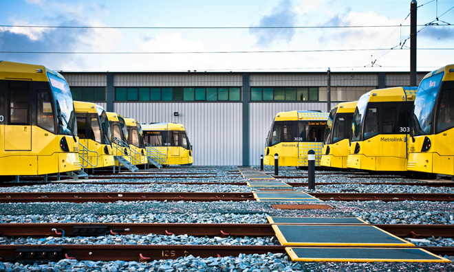 KeolisAmey joint venture to operate Greater Manchester's Metrolink