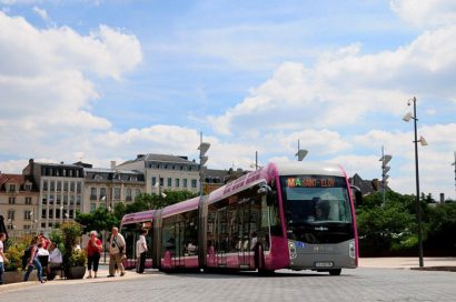 HASTUS comes to Metz – French public transport operator chooses GIRO's software to optimize services