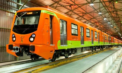 CAF to supply 10 nine-car trains for Mexico City Metro