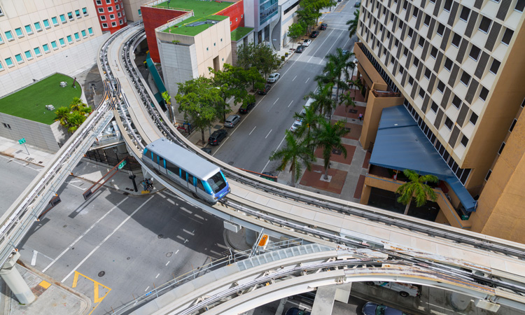 Miami Dade transit rewards programme powered by Cubic Interactive