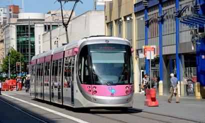 Midland Metro sees the biggest rise is customer satisfaction in the country