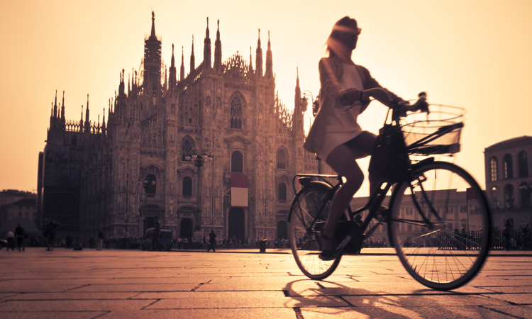 Milan to reallocate city space to prioritise walking and cycling