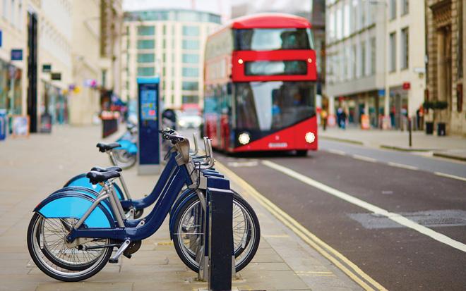 Modeshift – the sustainable travel network