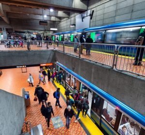 Montreal survey records four per cent increase in public transport use