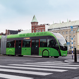 How Malmö is keeping up with public transport demand