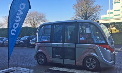 First and last mile: emerging autonomous public transport