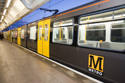 NECA agrees strategy to improve Metro & local rail in North East England