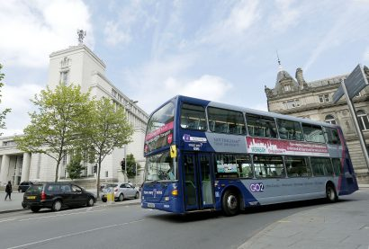 Nottingham City Transport (NCT) carries over one million passengers per week on a fleet of more than 540 buses