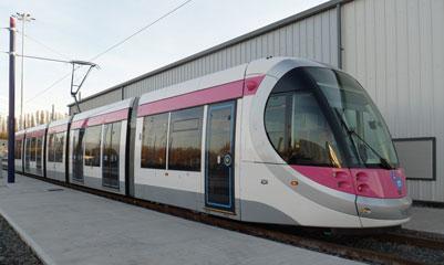 New Centro Tram