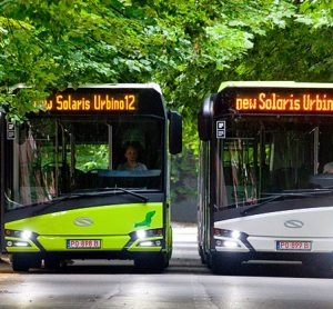 150 Solaris buses for Lithuania's capital, Vilnius