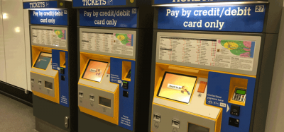 Cashless ticket machines are being trialled on Tyne and Wear Metro