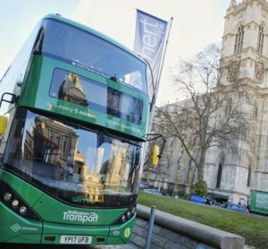 Cleaner buses scheduled for Nottingham