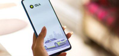 Ola Cabs app
