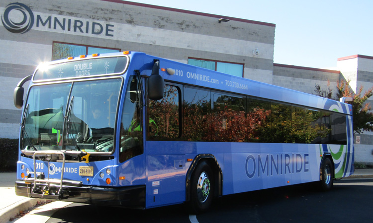Keolis Awarded 110 Million Omniride Bus Contract In Virginia