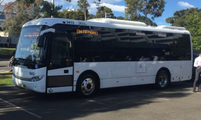 On-demand transport trialled in New South Wales