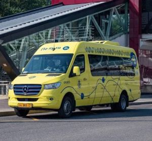 First Russian on-demand transport service begins trial in Moscow