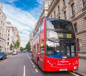 One third of London buses to run on biodiesel from waste products