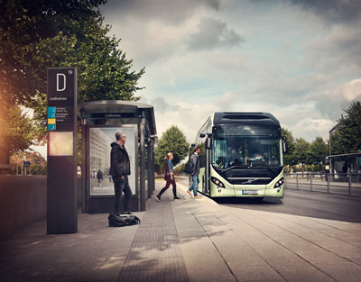 Operator TEC orders electric bus system for Namur