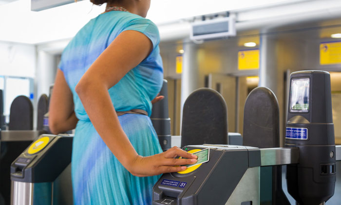 Implementing smart ticketing systems with room to grow