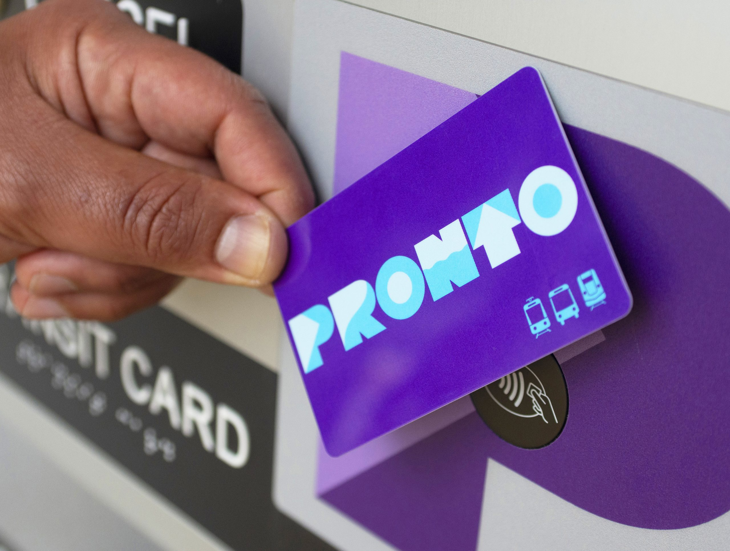 pronto card
