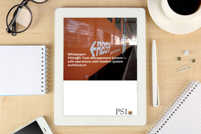 Whitepaper: RBS introduces PSItraffic train management system