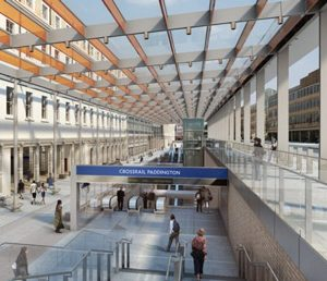 Paddington Tube station improvement works to boost capacity in readiness for Crossrail