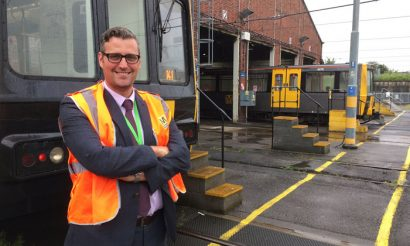 New Head of Engineering appointed at Tyne and Wear metro