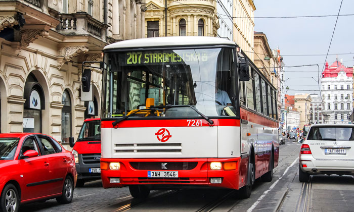Prague catenary project