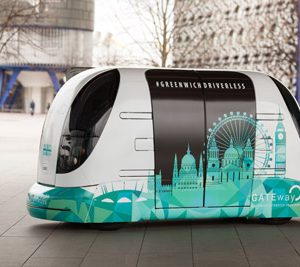 Public registration opens for UK first driverless vehicle trials