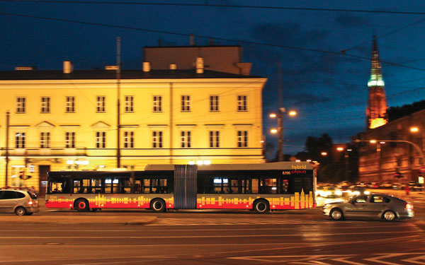 Public transport in Poland – the reality and prospects