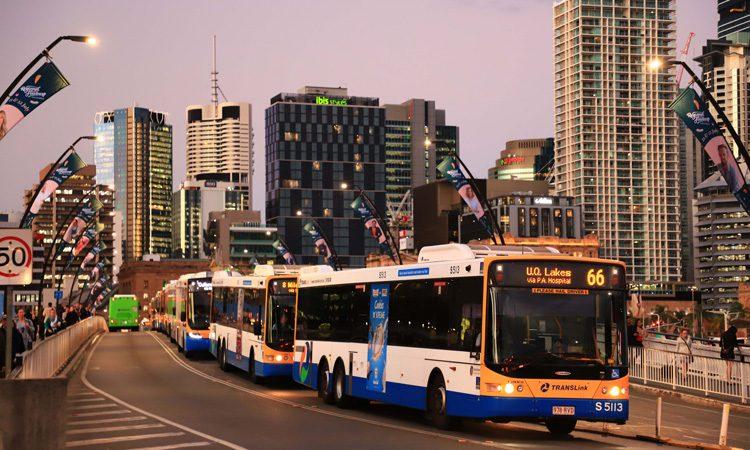 Queensland bus