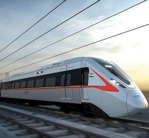 RRTS rail corridor train