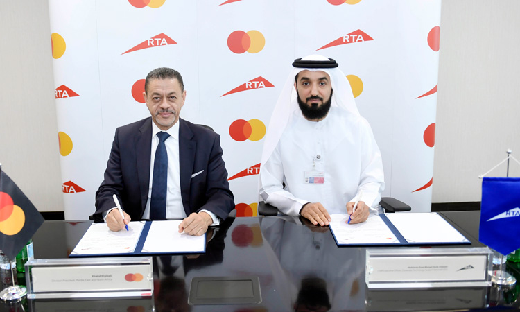 RTA and Mastercard partner to secure and simplify transport payments