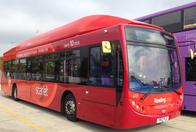 Reading Buses awarded gas bus funding from government