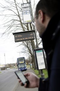 Nottingham City Transport (NCT) has identified the importance of understanding passengers, their journey habits and where they want to go in real-time