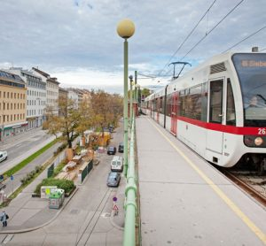 Refurbishment programme commissioned for mass transit cars in Vienna