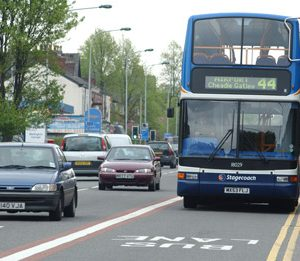Research reveals bus travel is 1000 pounds per year cheaper than commuting by car