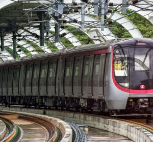 Hong Kong's South Island Line: a year of achievement