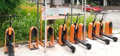 e-scooters Singapore