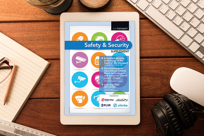 Safety & Security supplement